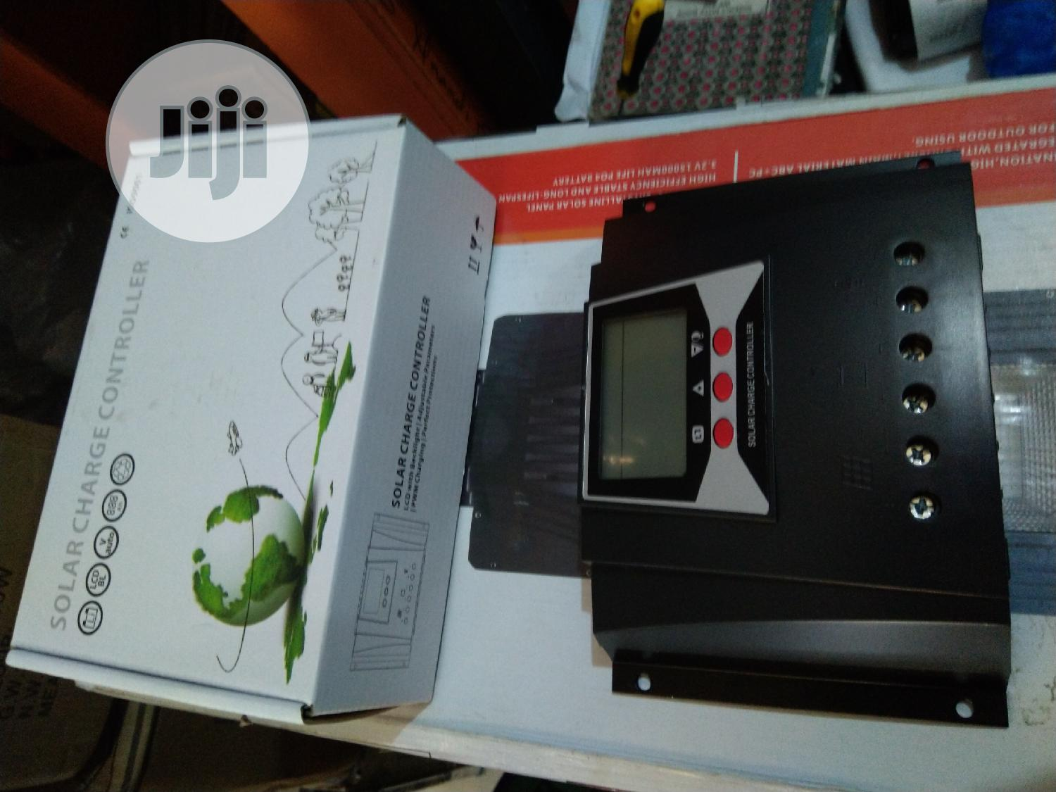 Pwm Solar Charger Controller. 12/24/36/48v | Solar Energy for sale in Oshodi, Lagos State, Nigeria