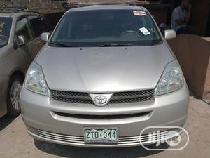 Toyota Sienna 2005 XLE AWD Silver | Cars for sale in Lagos State, Apapa