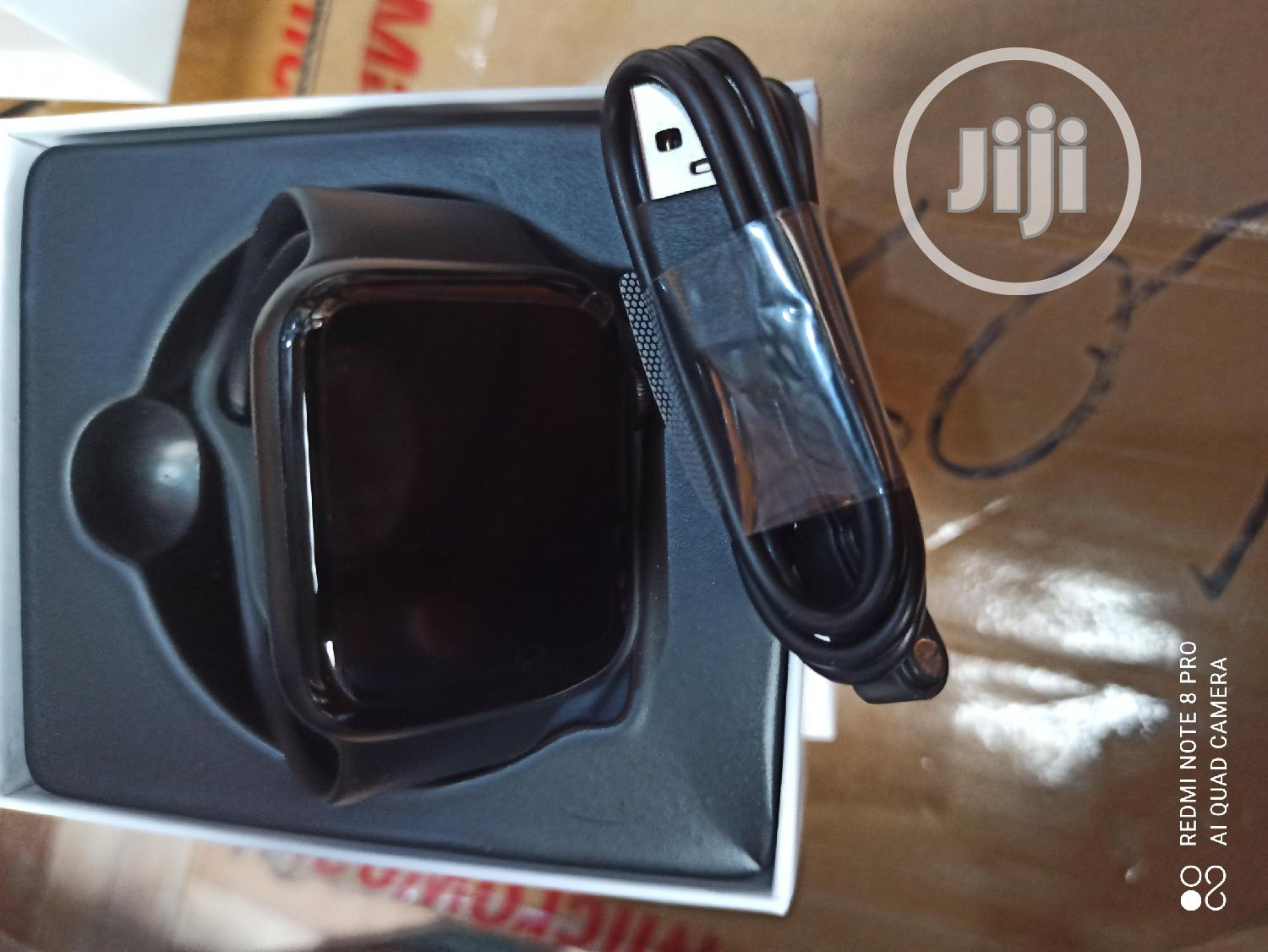 Apple Watch Series 6 Clone With One Free Airpods   Smart Watches & Trackers for sale in Ikeja, Lagos State, Nigeria