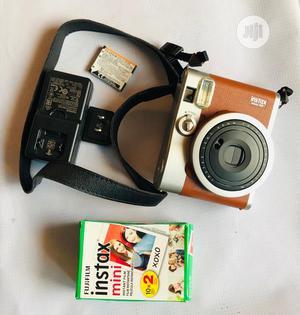 Fujifilm Instax Mini 90 Neo Classic Instant Film Camera | Photo & Video Cameras for sale in Lagos State, Ajah