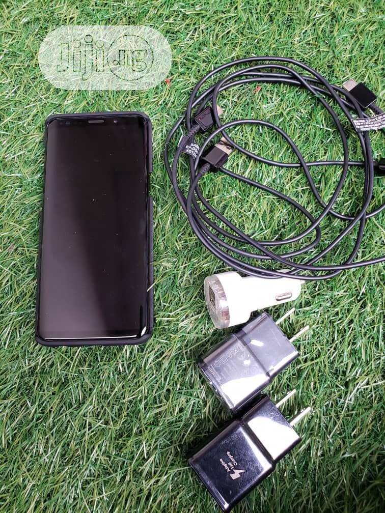 Samsung Galaxy S9 64 GB Black | Mobile Phones for sale in Ikeja, Lagos State, Nigeria