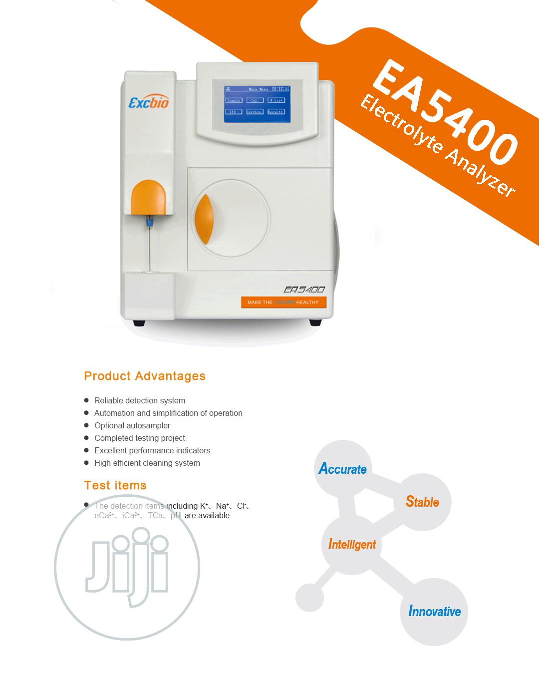 EA 5500 Electrolyte Analyzer | Medical Equipment for sale in Kano Municipal, Kano State, Nigeria