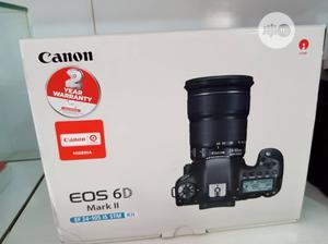 Canon Eos 6d Mark II 24/105stm | Photo & Video Cameras for sale in Lagos State, Lagos Island (Eko)