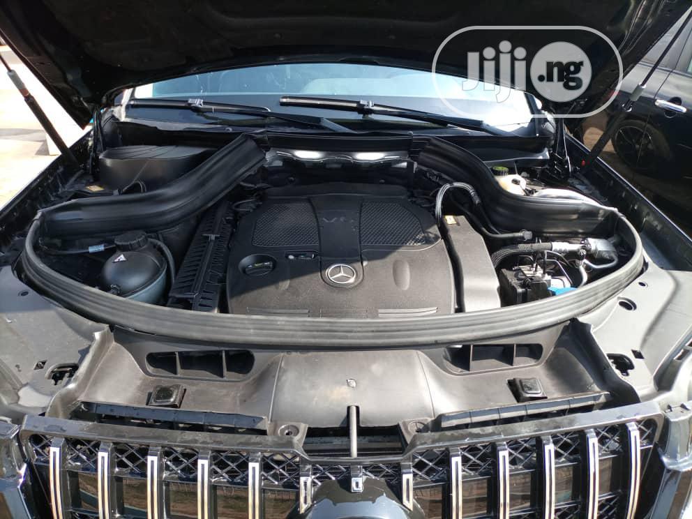Archive: Mercedes-Benz GLK-Class MATIC Black