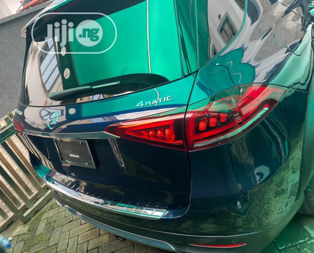 Archive: Mercedes-Benz GLE-Class 2020 Blue