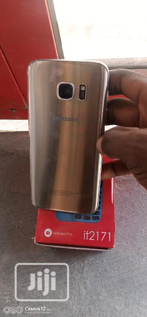 Samsung Galaxy S7 32 GB Gold   Mobile Phones for sale in Lagos State, Ibeju