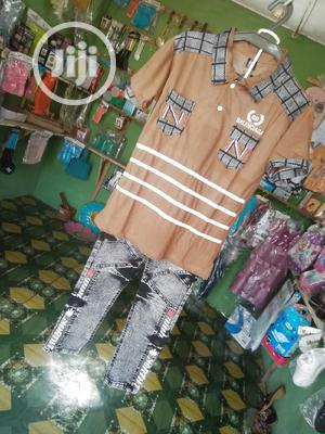2020 Jeans and Fitted Top | Children's Clothing for sale in Lagos State, Lagos Island (Eko)