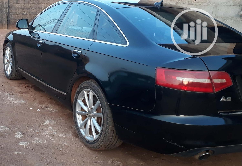 Archive: Audi A6 2009 3.0 T Black