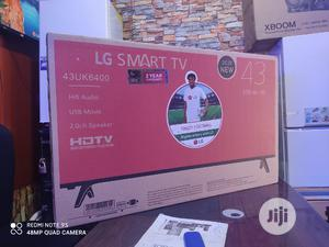 LG SMART Android Tv 43inch + Wifi | TV & DVD Equipment for sale in Lagos State, Ojo