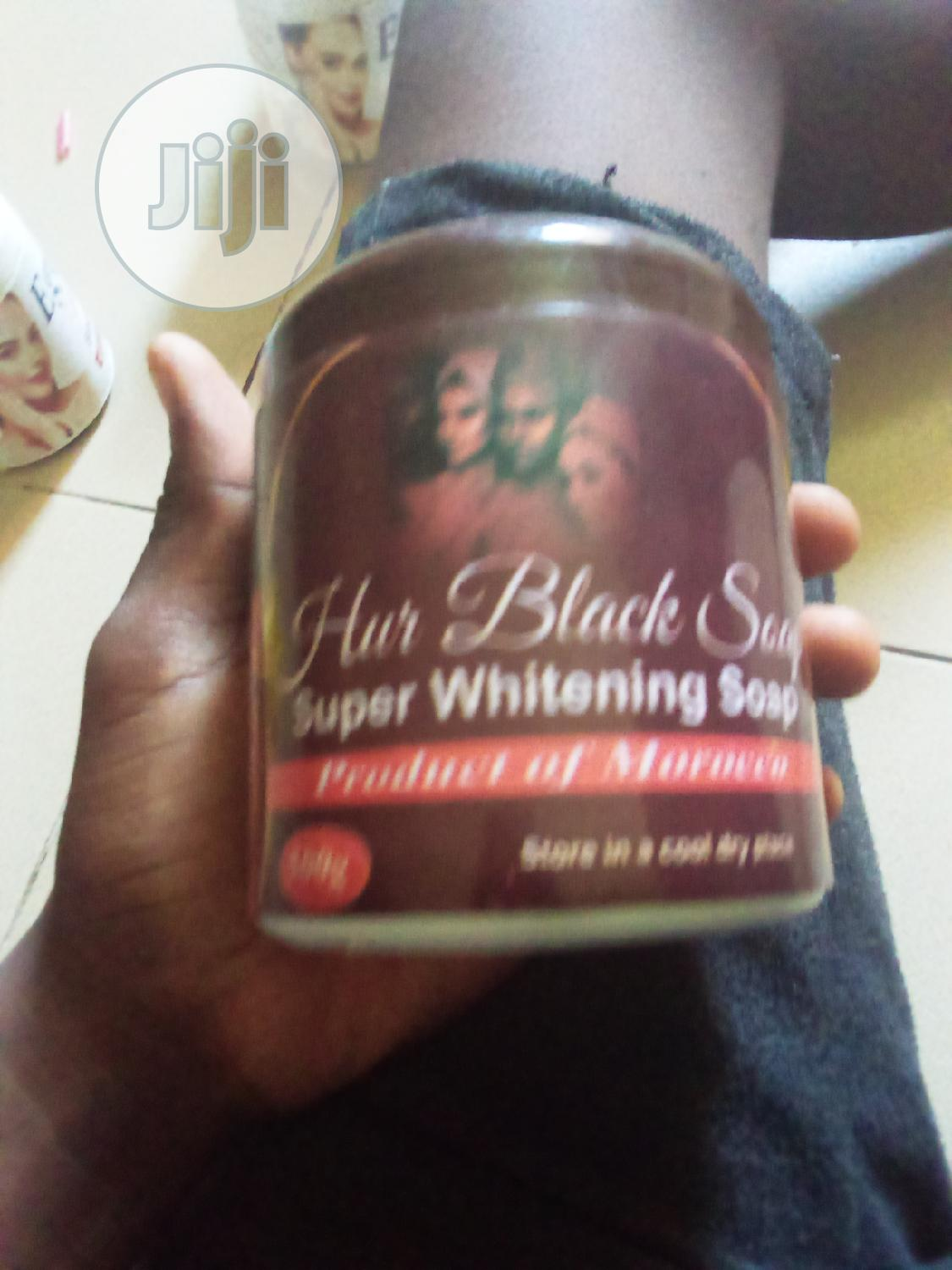 Archive: Black Soap