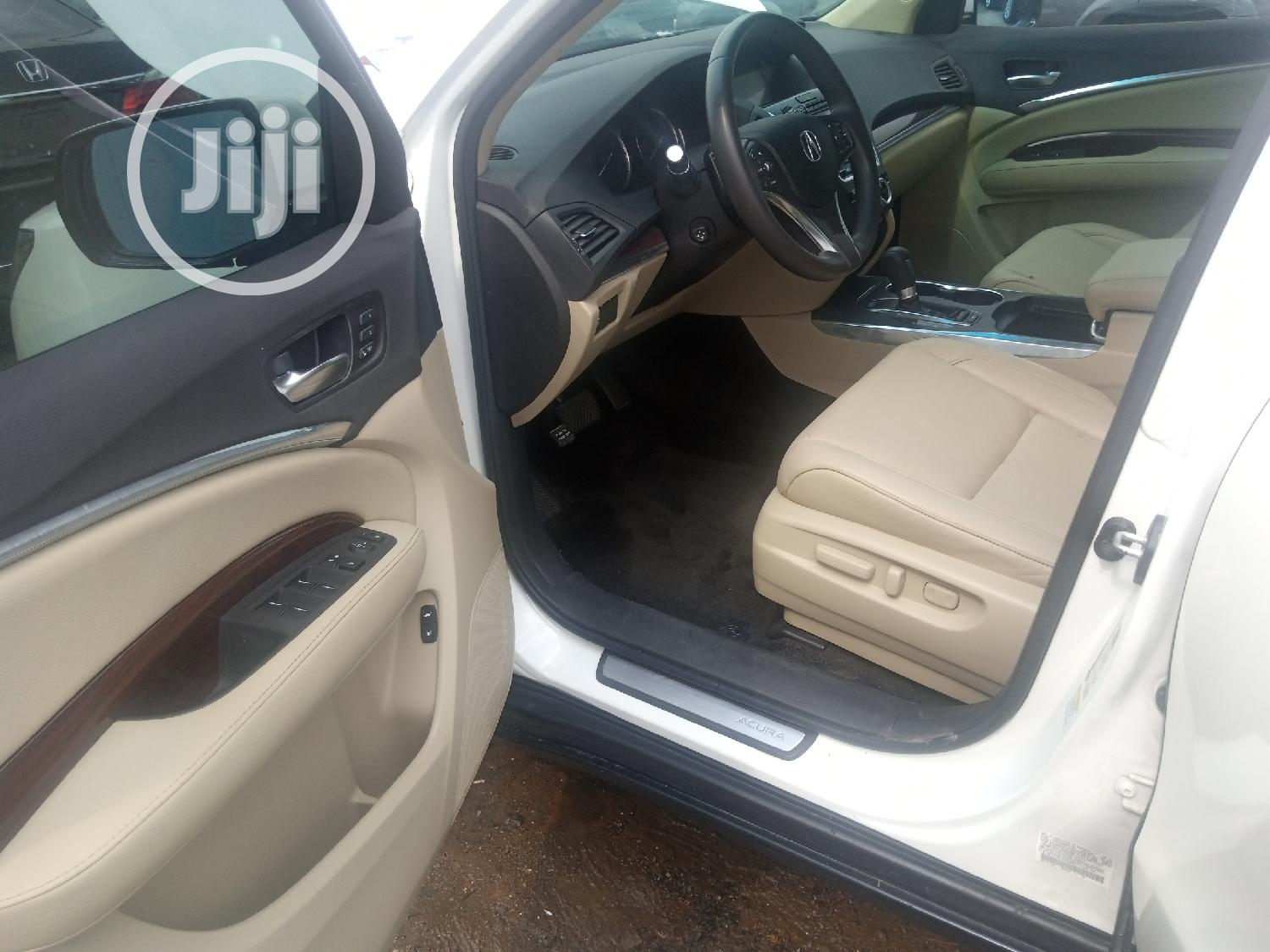 Acura MDX 2014 White | Cars for sale in Ikeja, Lagos State, Nigeria