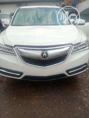 Acura MDX 2014 White | Cars for sale in Lagos State, Ikeja