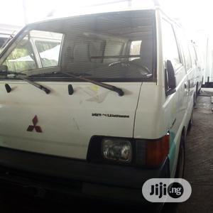 Mitsubishi Bus L 300 Shortframe Diesel 1998 Model   Buses & Microbuses for sale in Lagos State, Apapa