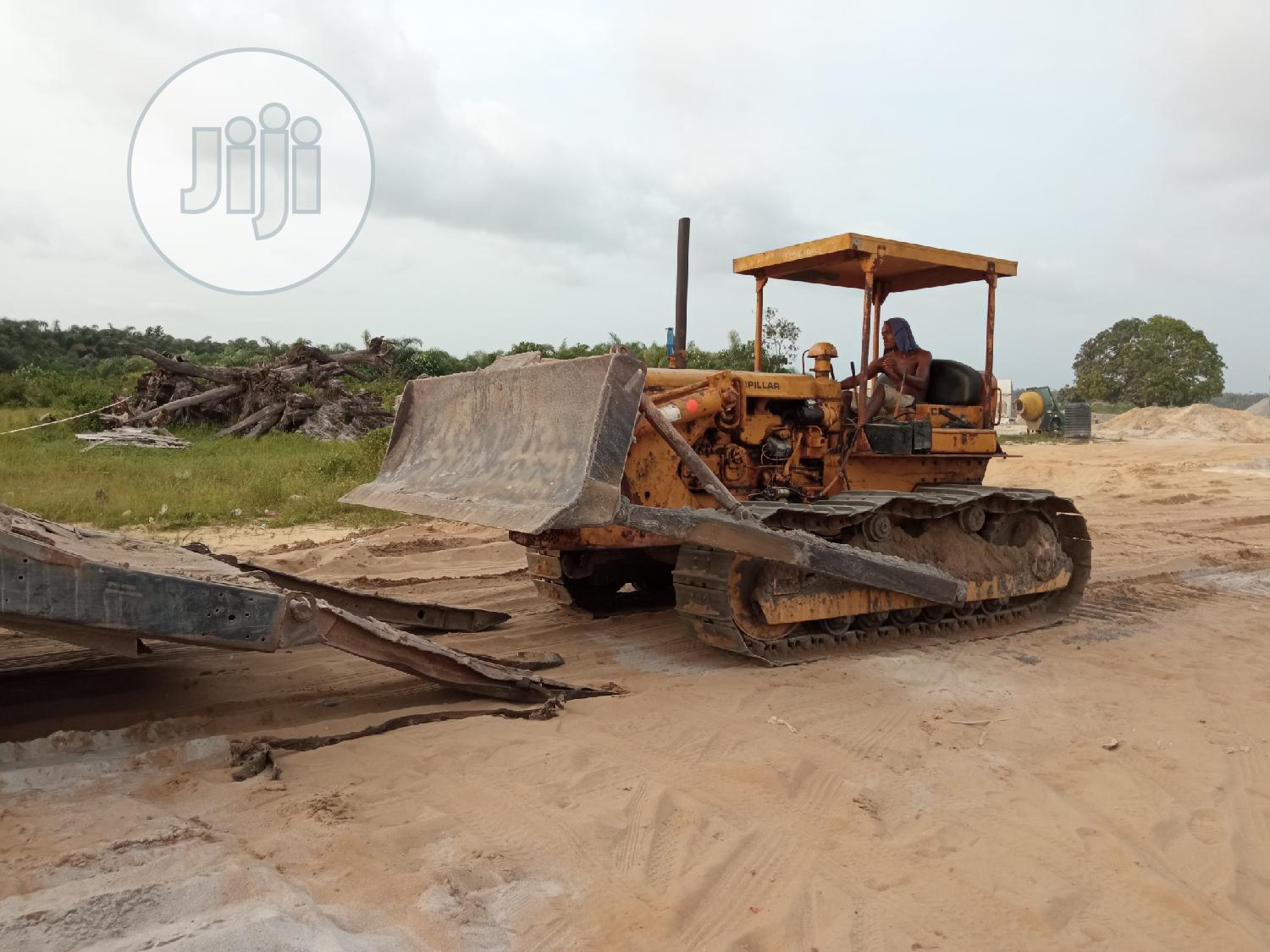 Direct Tokunbo Cat Bulldozer D6D