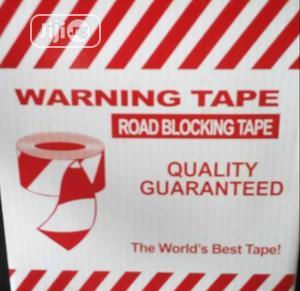 Safety Warning Tape | Safetywear & Equipment for sale in Ogun State, Ado-Odo/Ota