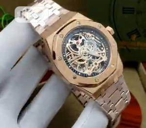 High Quality Audemars Piguet Stainless Steel Watch | Watches for sale in Lagos State, Magodo