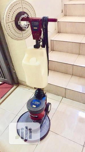Rent Floor Scrubber (Washing and Buffing)   Cleaning Services for sale in Lagos State, Ajah
