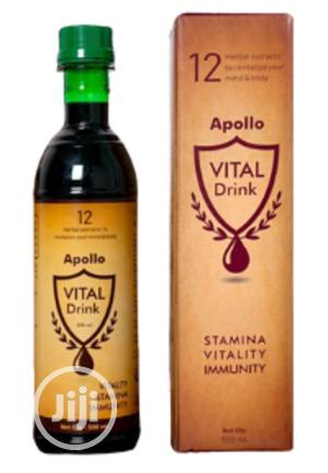 Apollo Vital Drink   Vitamins & Supplements for sale in Lagos State, Alimosho