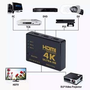 Mini Chic 4k High Speed Hdmi 3x1 3 In 1hd Switch   TV & DVD Equipment for sale in Lagos State, Ikeja