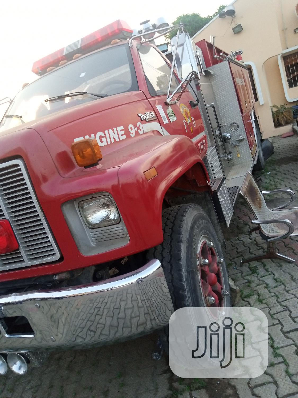 GMC Yukon 2009 Red | Heavy Equipment for sale in Ikeja, Lagos State, Nigeria