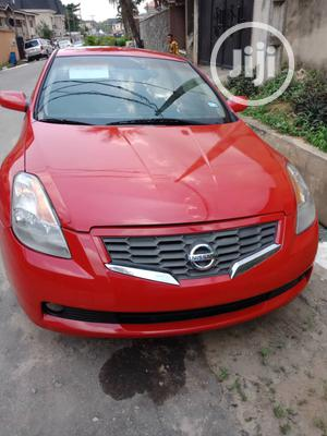 Nissan Altima 2009 Coupe 2.5 S Red | Cars for sale in Lagos State, Ikeja