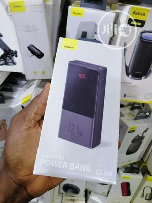 Baseus 20000mah Super Mini 22.5W Power Bank   Accessories for Mobile Phones & Tablets for sale in Lagos State, Ikeja