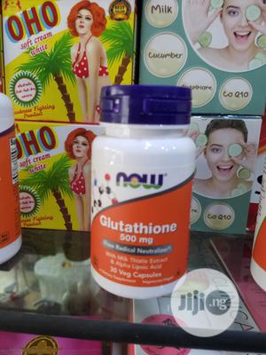 Now Glutathione 500mg   Vitamins & Supplements for sale in Lagos State, Ojo
