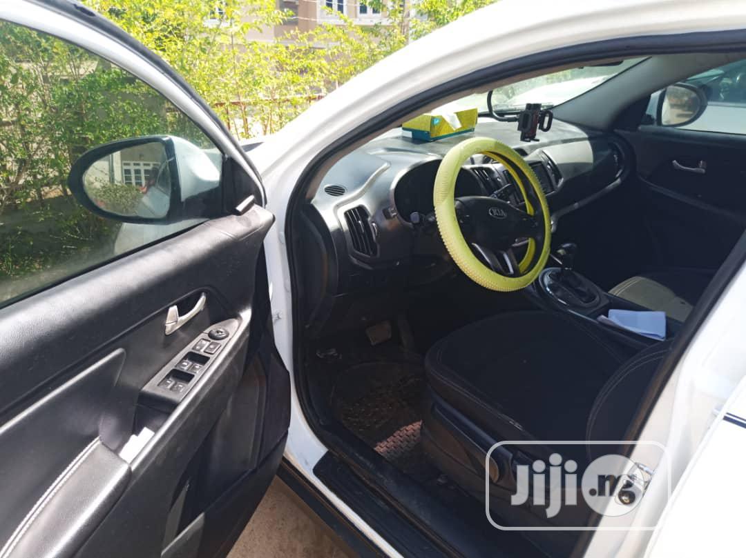 Archive: Kia Sportage 2012 EX 4dr SUV (2.4L 4cyl 6A) White