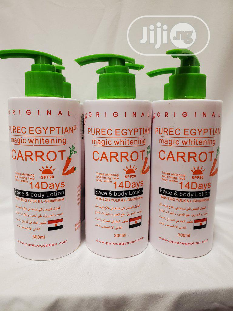 Pure Egyptian Magic Whitening Face and Body Lotion   Skin Care for sale in Utako, Abuja (FCT) State, Nigeria