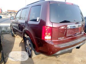 Honda Pilot 2012 Brown   Cars for sale in Lagos State, Apapa