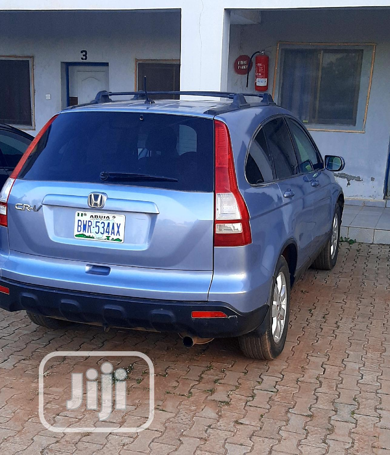 Archive: Honda CR-V 2010 Blue