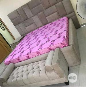 Padded Bed   Furniture for sale in Lagos State, Agege