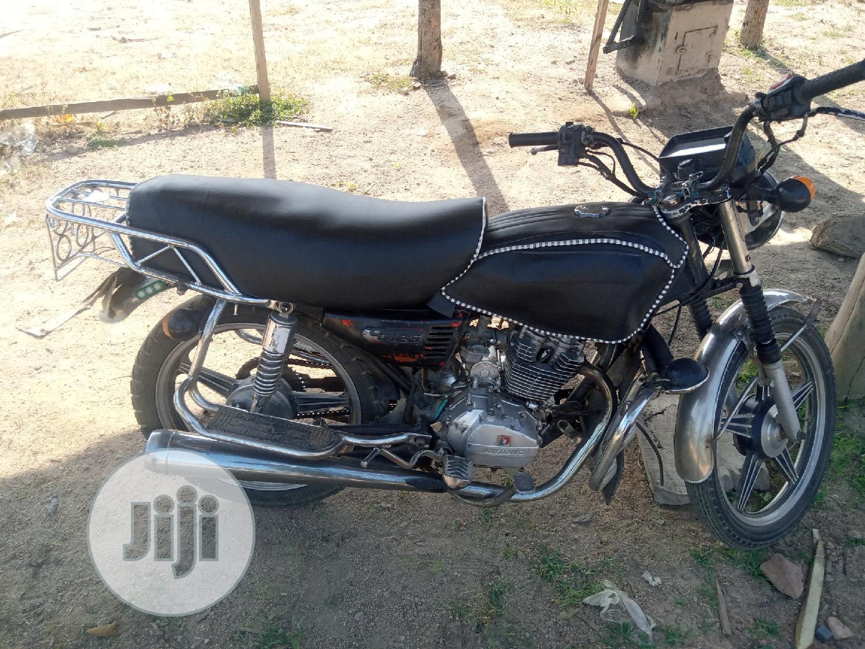 Daylong DGL125-K 2012 Black