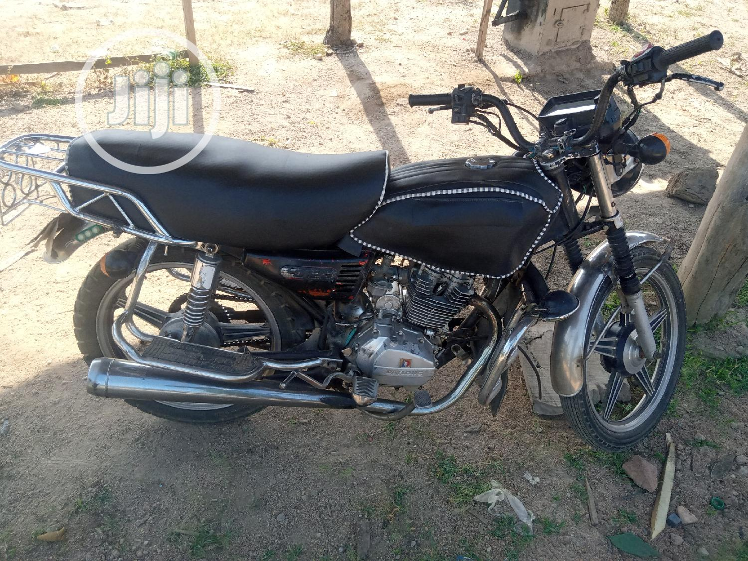 Daylong DGL125-K 2012 Black | Motorcycles & Scooters for sale in Iwo, Osun State, Nigeria