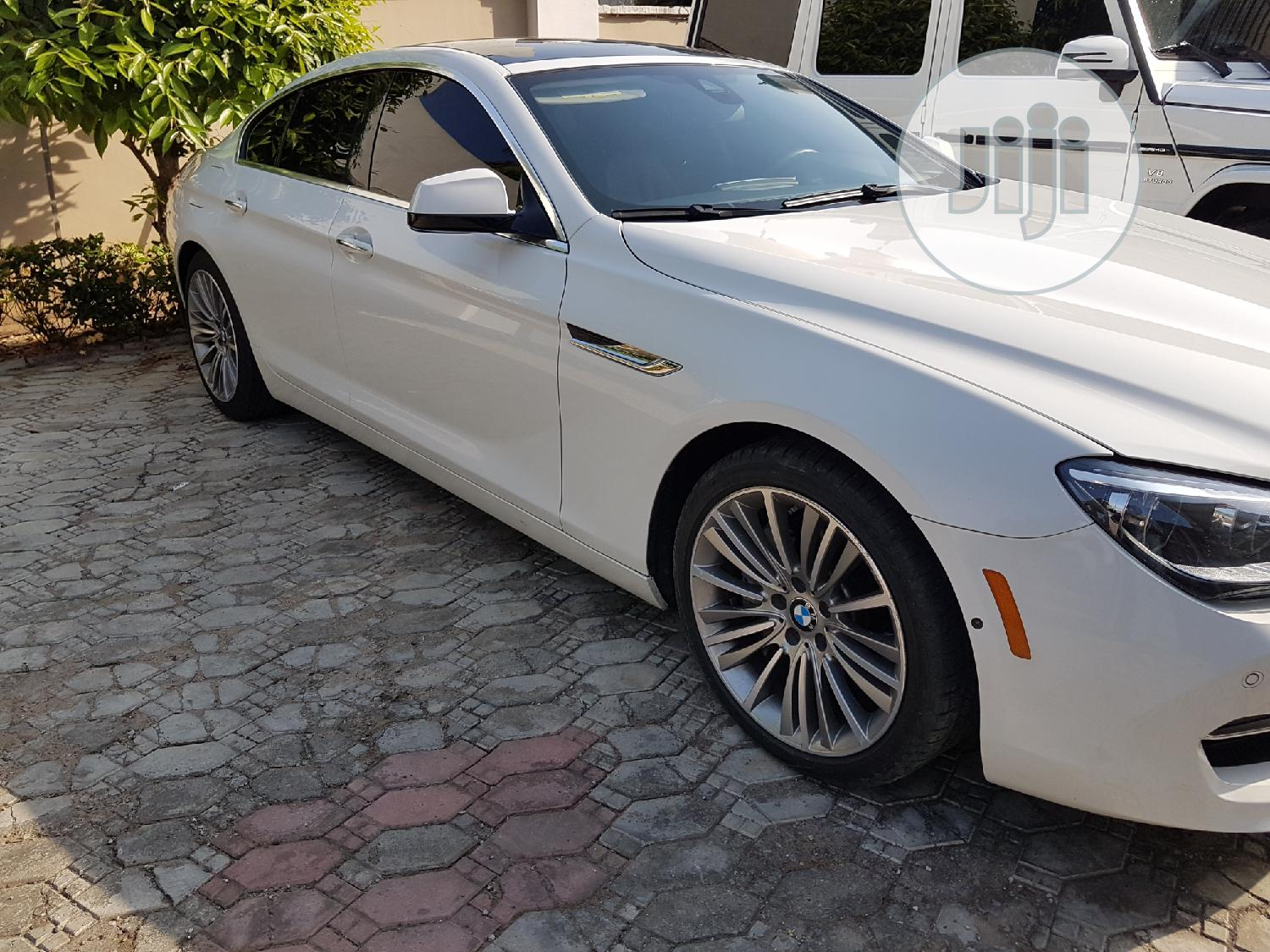 Archive: BMW 6 Series 2013 Coupe 650i White