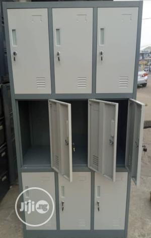 9door Metal Workers Locker /Cabinets | Furniture for sale in Lagos State, Lagos Island (Eko)