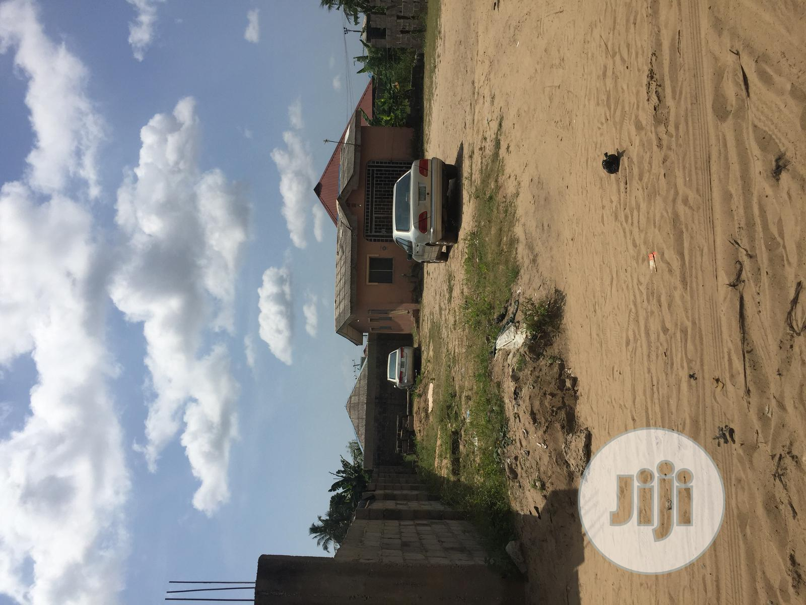 3bedroom Flat For Sale On Full Plot@ Oko-afo | Houses & Apartments For Sale for sale in Badagry, Lagos State, Nigeria
