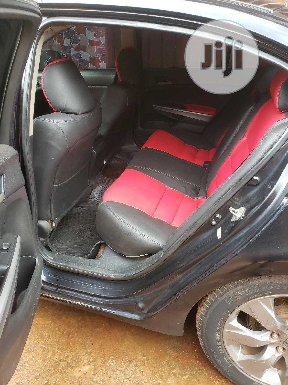 Archive: Honda Accord 2010 Black