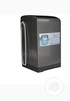 Nexus NX-WM-8ATSL (8kg) Automatic Top Load Washing Machine   Home Appliances for sale in Abuja (FCT) State, Garki 2