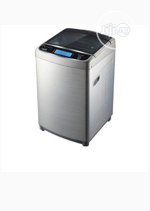 Nexus NX-WM-12ATSL (12kg) Automatic Top Load Washing Machine   Home Appliances for sale in Abuja (FCT) State, Garki 2