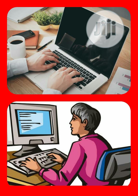 Archive: Computer Operator Needed Urgently At Arab Road Kubwa.