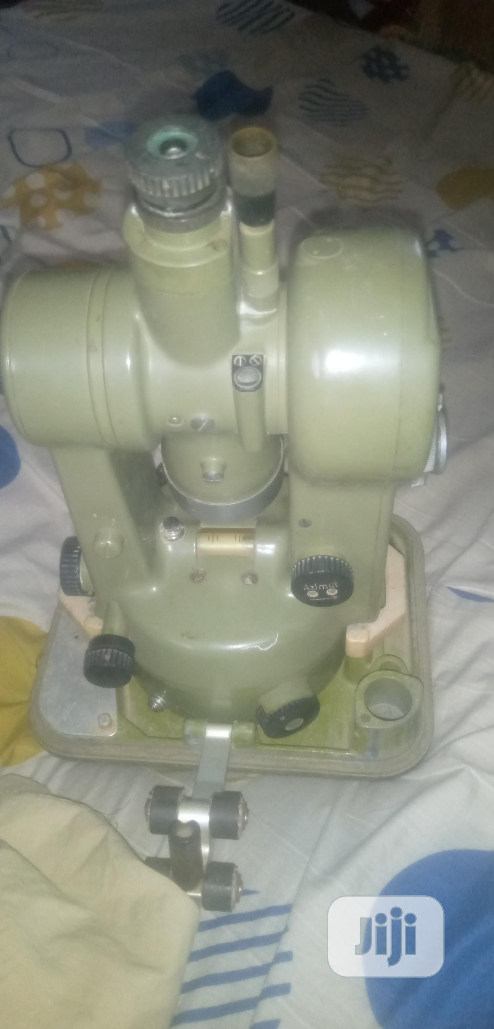 Theodolite Kern Swiss K1-A   Measuring & Layout Tools for sale in Central Business Dis, Abuja (FCT) State, Nigeria