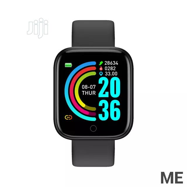 Y68 Smartwatches, Fitness Tracker, Connect IOS/Android Phone