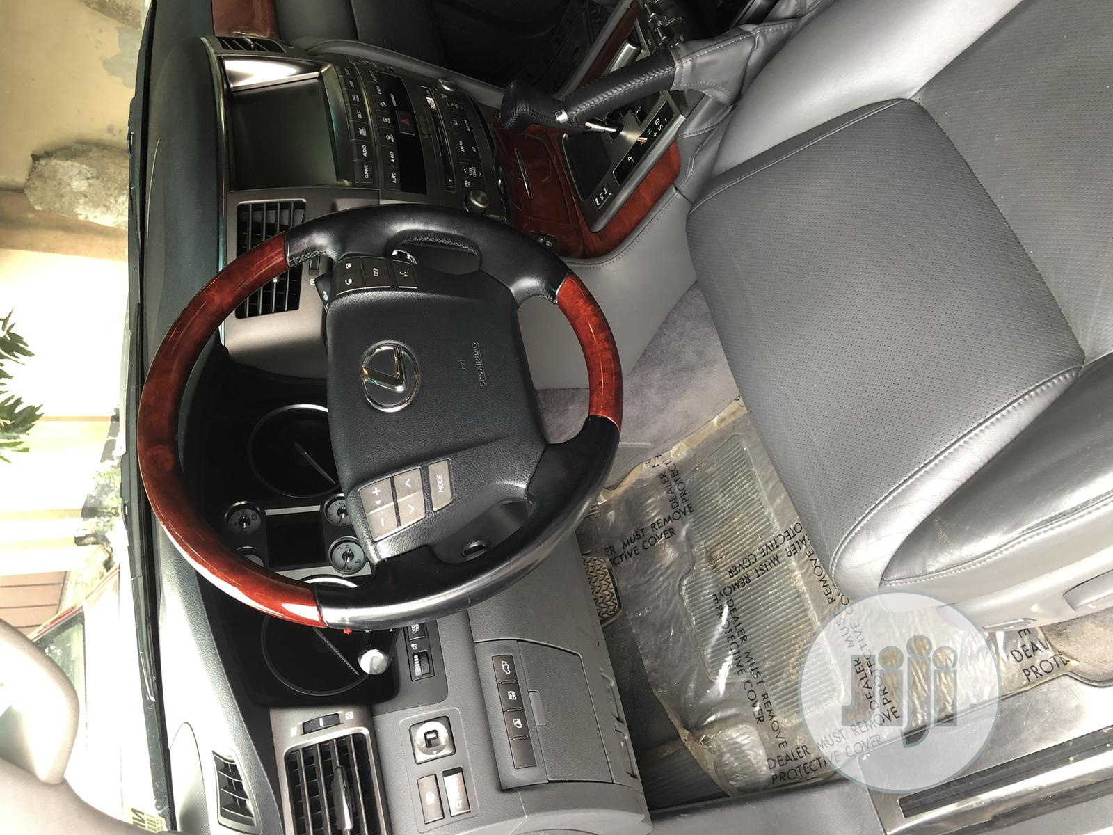 Lexus LX 2010 570 Silver | Cars for sale in Ikeja, Lagos State, Nigeria
