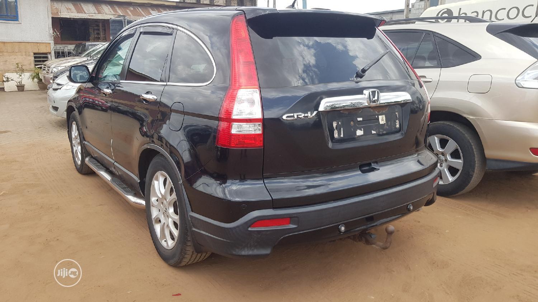Honda CR-V 2008 2.4 Blue | Cars for sale in Ado-Odo/Ota, Ogun State, Nigeria