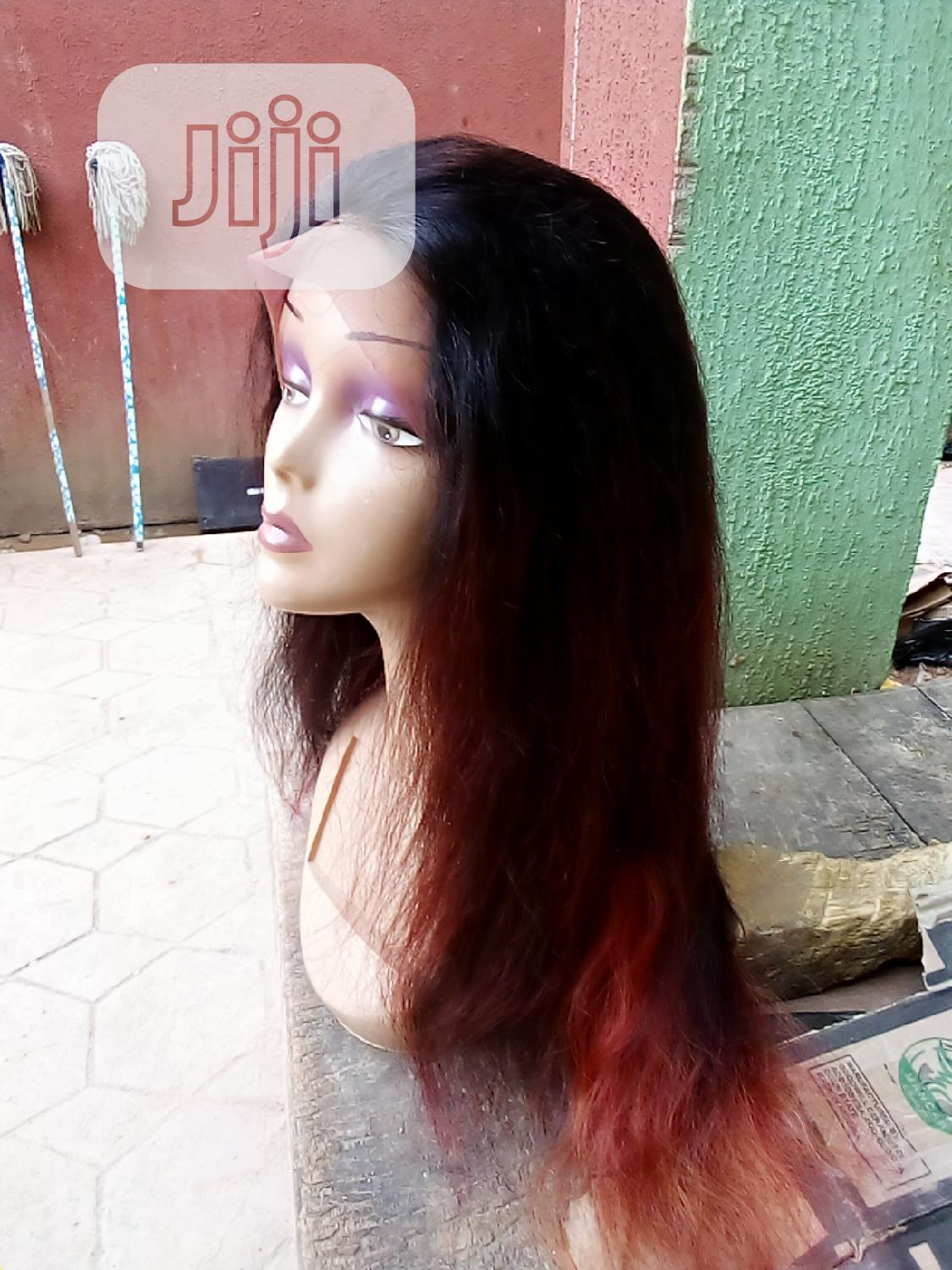 Archive: Frontal Wig And Closure