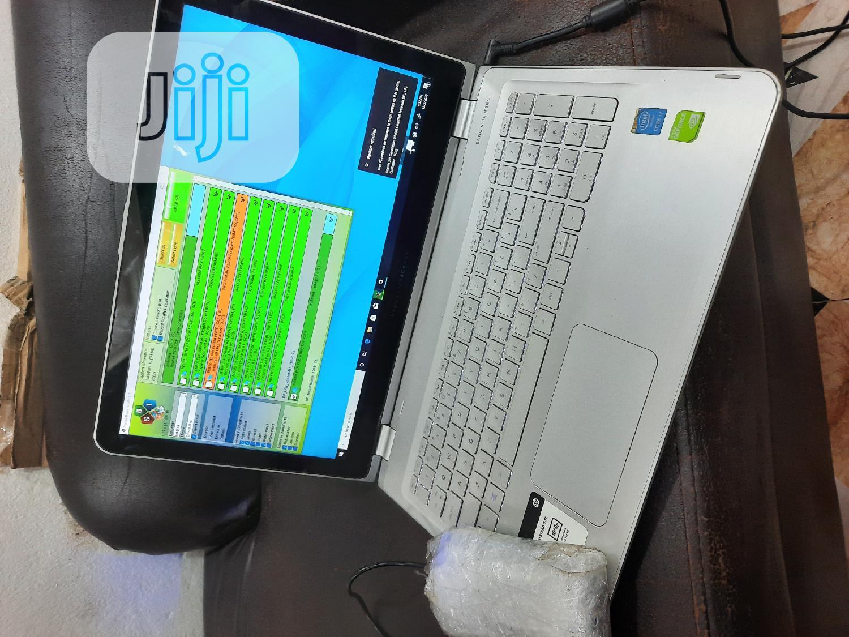 Laptop HP Envy X360 8GB Intel Core I7 HDD 1T