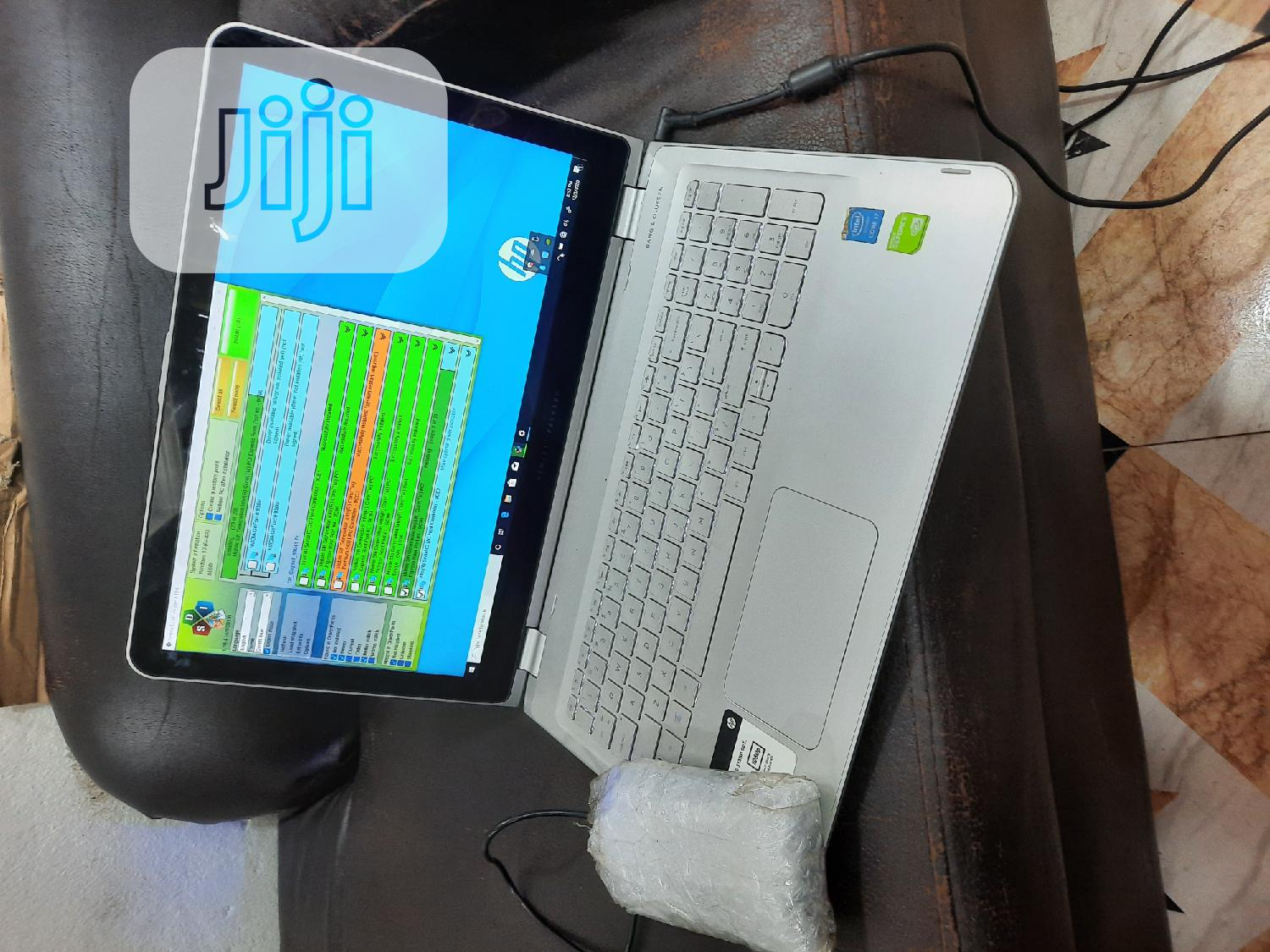 Laptop HP Envy X360 8GB Intel Core I7 HDD 1T | Laptops & Computers for sale in Wuse, Abuja (FCT) State, Nigeria
