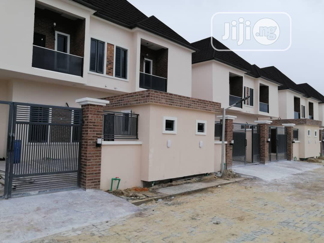 Brand New 4 Bedrooms Semi Detached Duplex For Sale
