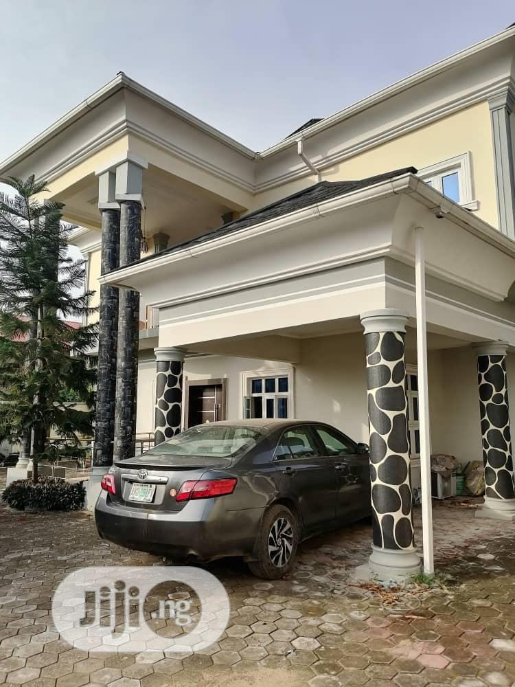6bedroom Duplex With 2 Sitting Room And 2 Kitchen